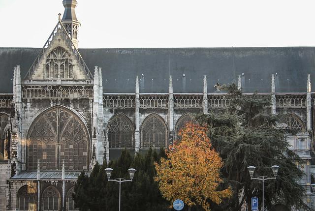 Église collégiale Saint-Jacques, Liege