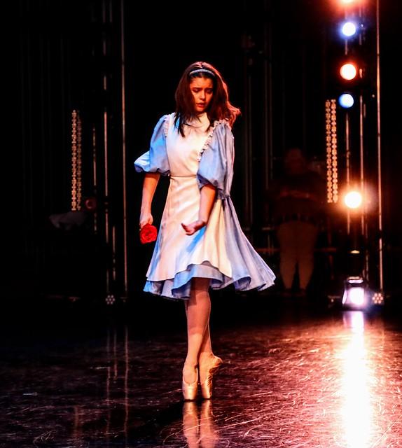 Arizona Ballet Theatre's Alice In Wonderland - Backstage 🎶👏🎶