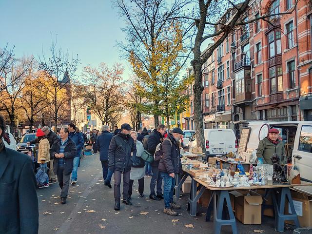 Liege Friday Market