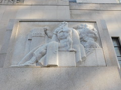 Philadelphia PA US Courthouse Relief