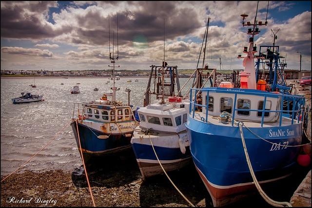 Skerries Fishing Village
