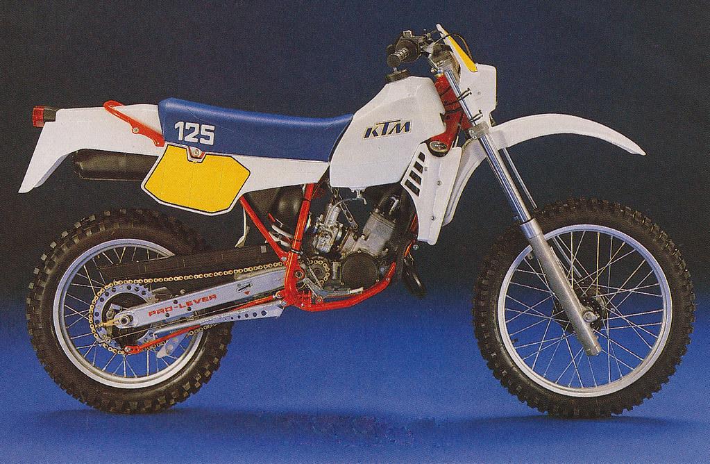 KTM 125 GS (1984)