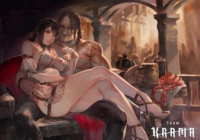 ASCOT Demon's Waltz - Sexy Slaves