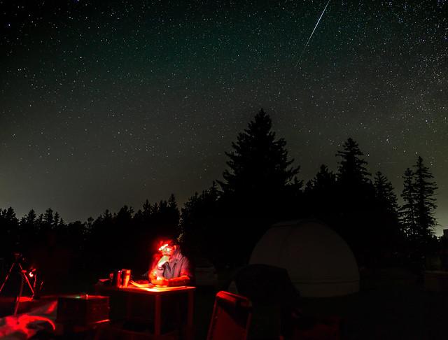 Portrait of an Astronomer