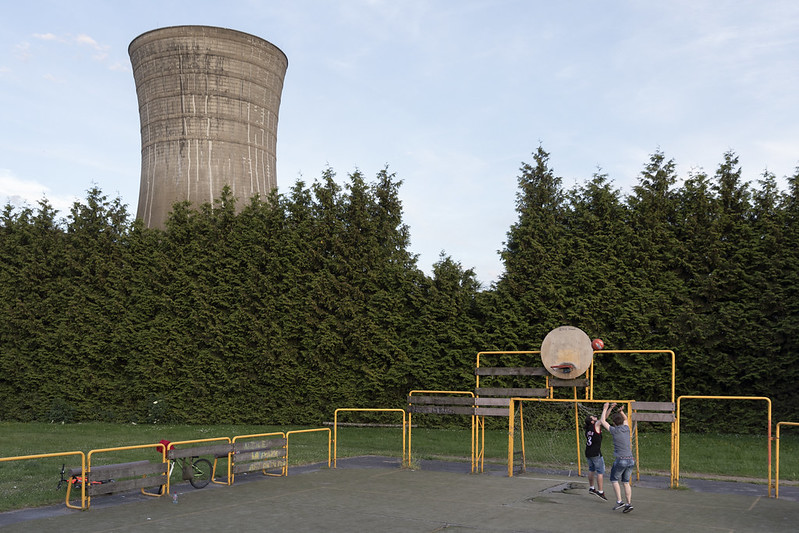 Basketball and Power Plants