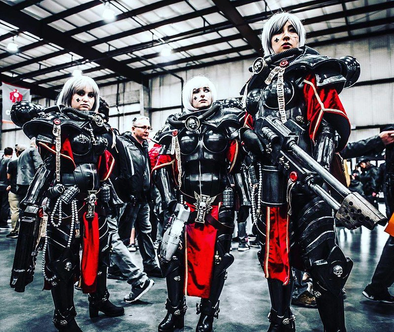 Sororitas Photo by Chris Willis (4)