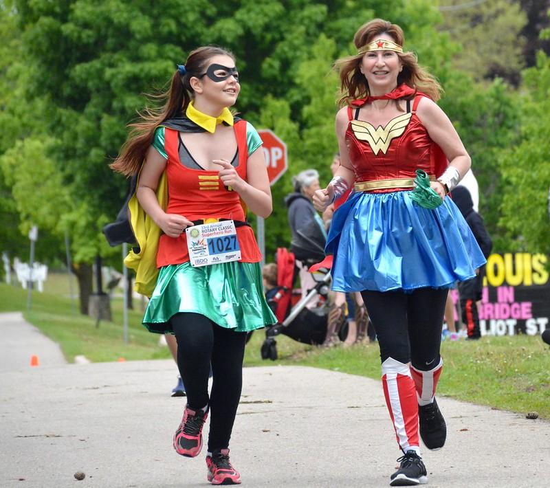 2019 Rotary Classic Superhero Run: Sneak Peek Album
