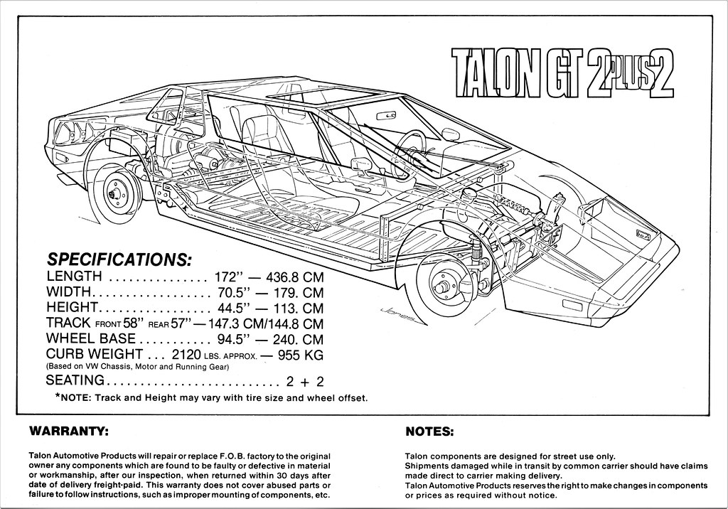 1983 Talon Gt 2plus2 It Is A Vehicle Of Grace And Spirit Flickr