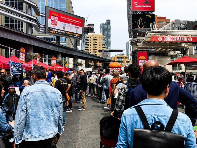 Toronto Burgermania 2019