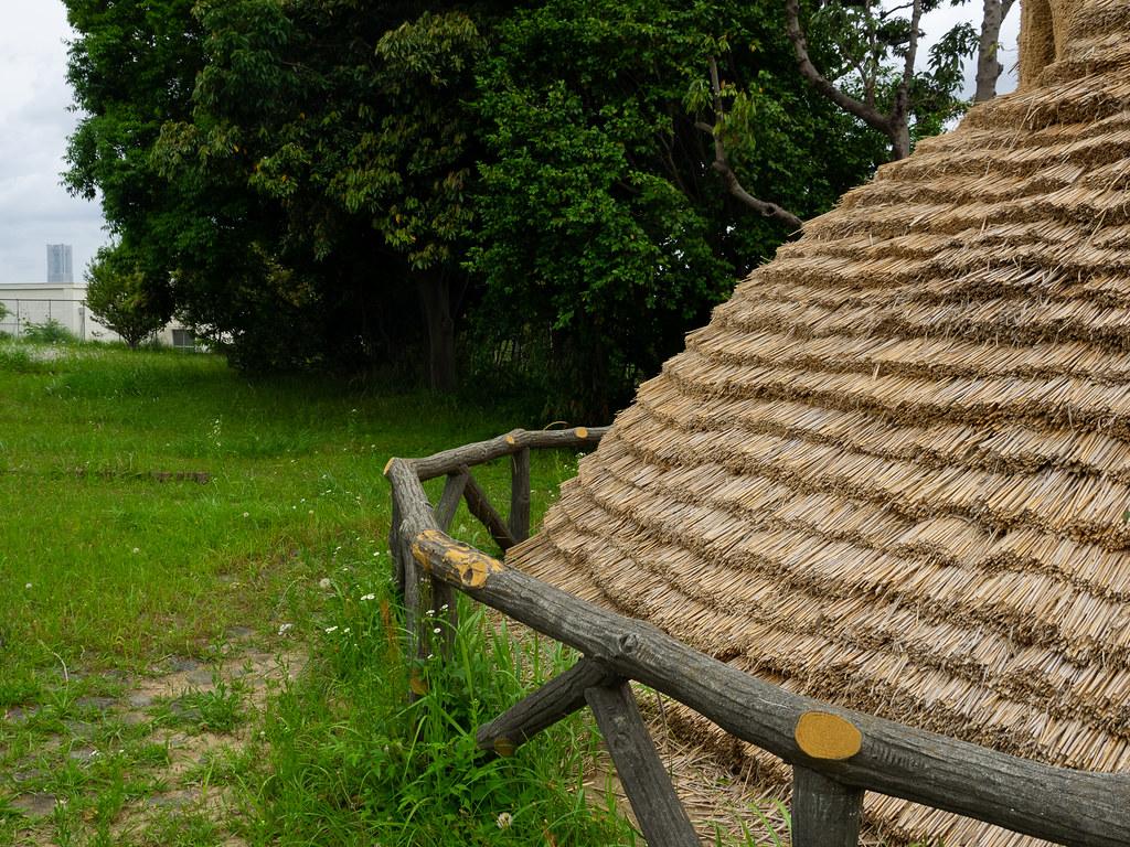 竪穴 式 住居