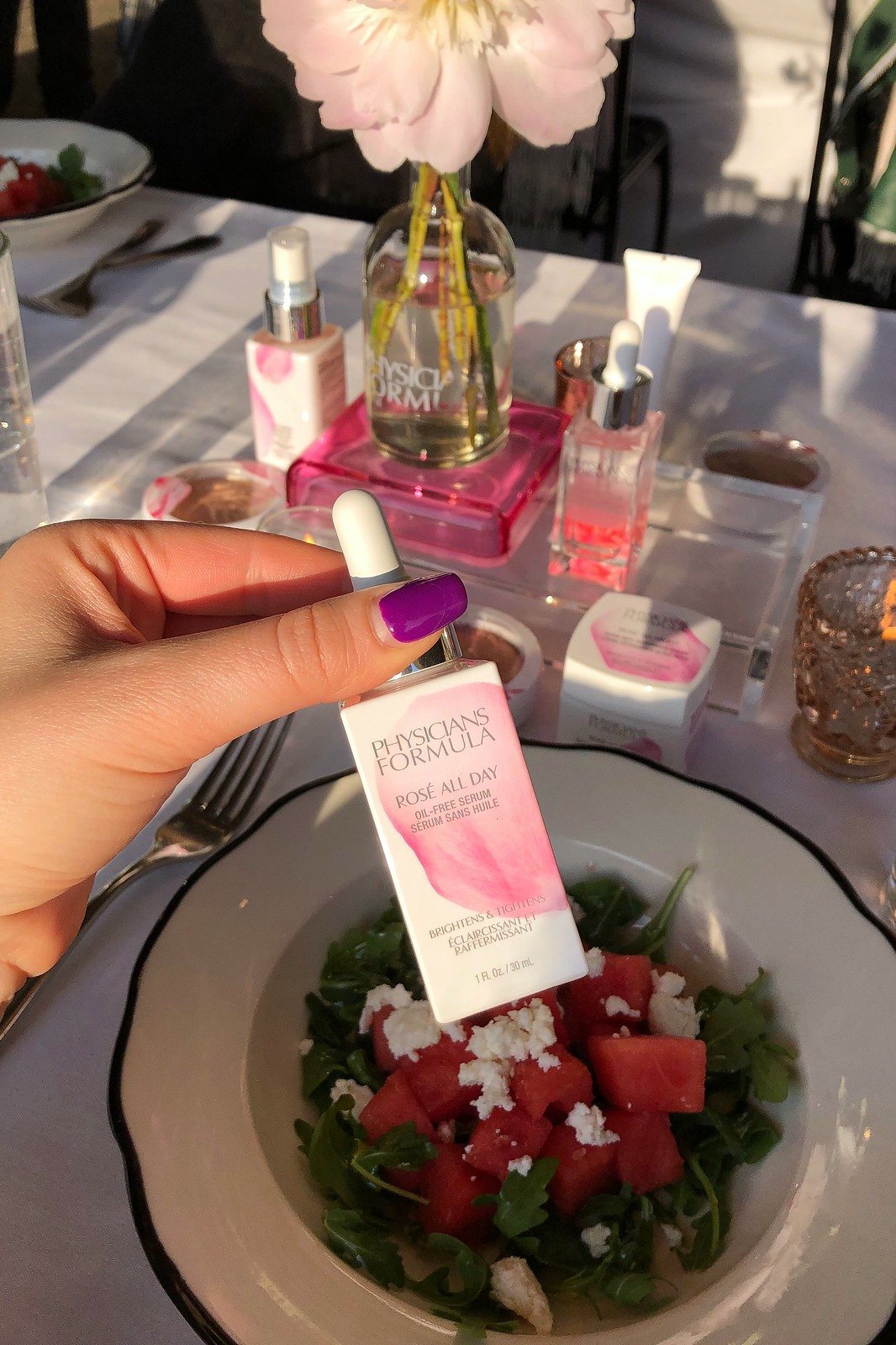 Physicians Formula Rose All Day Serum Collection