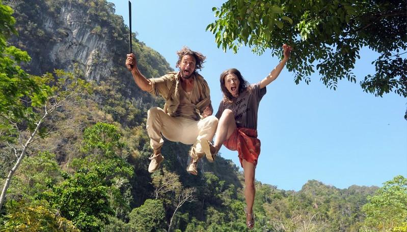 Romancing the Jungle