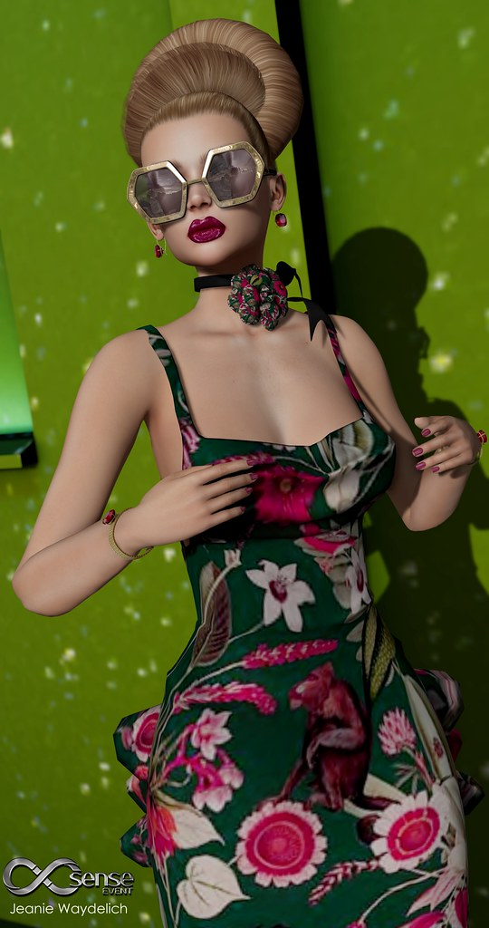 LOTD 1294 - Green, fresh...hope!
