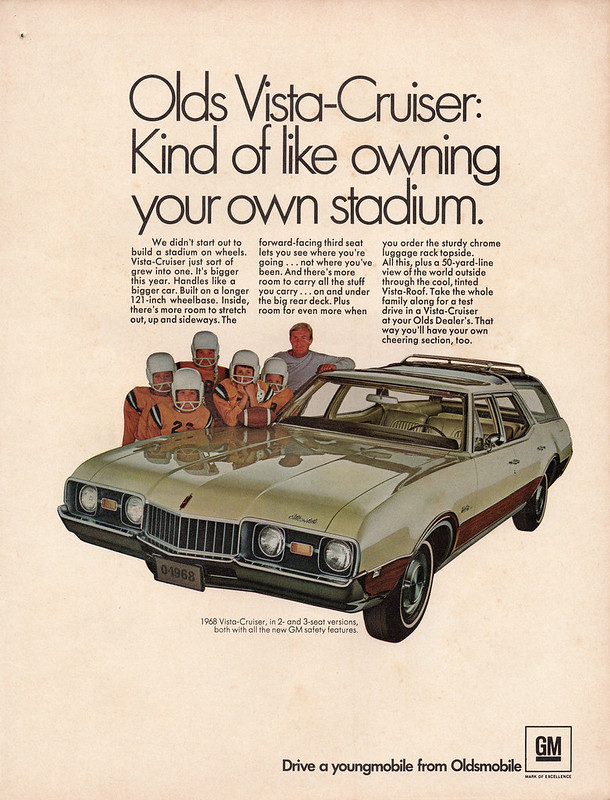 1968 Oldsmobile Vista-Cruiser