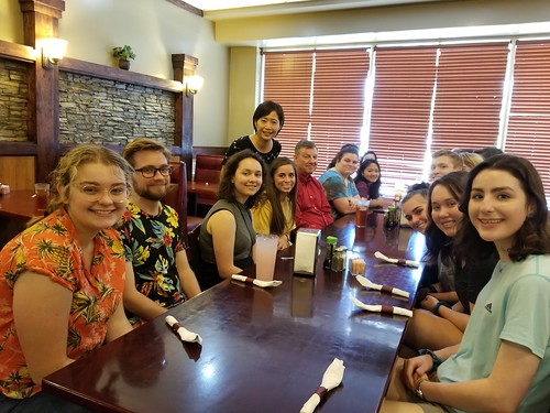 UM Chinese Language Flagship Cohort 2019