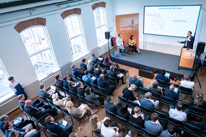 2019 Cleantech Forum Europe
