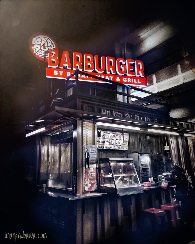 Barburger Cempaka Putih, Edit Picarts