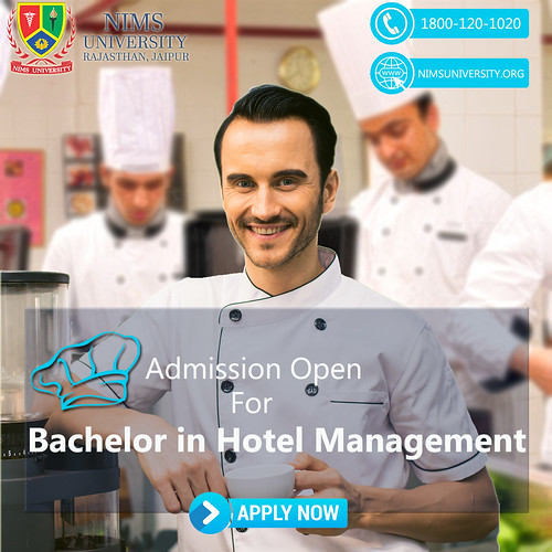 Best hotel management Colleges in India | Hotel management Course | NIMS University Jaipur Rajasthan