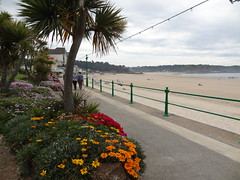 Lunch at the Oyster Box in St Brelade's Bay (3)