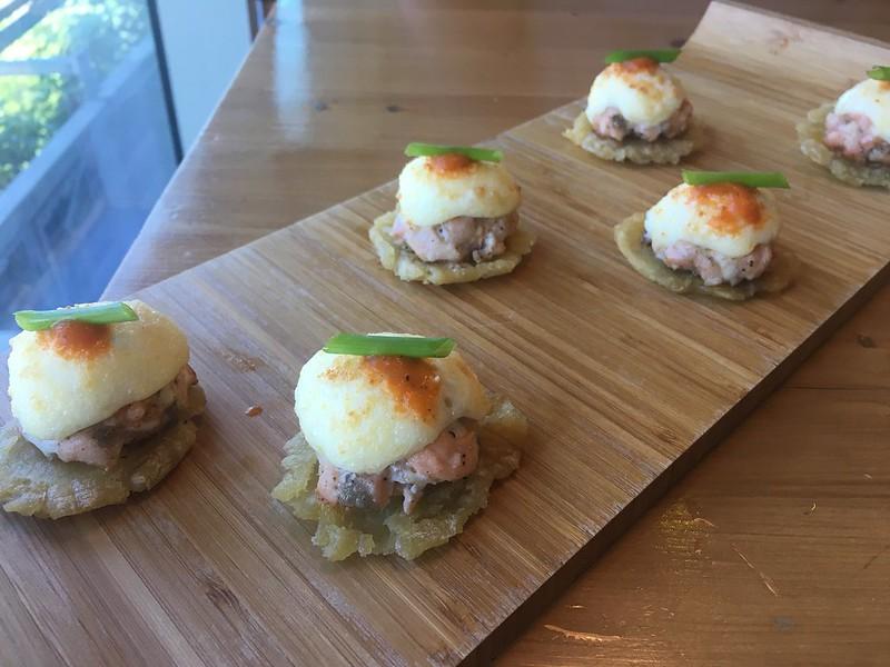 Cocina Peruvia, Podium