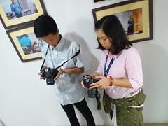 Filming practice - partocopamts