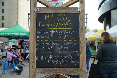 June 1, 2019 Mill City Farmers Market