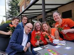 2019.05.22|Campagnetoer VlaBra Dilbeek werkbezoek Taste-up