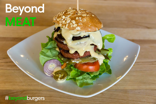 Protein-rich and vegan Beyond Meat Burger, for a gluten-free diet without soy, provide the best IPO since 2000 thanks to the hype of LIDL sales.