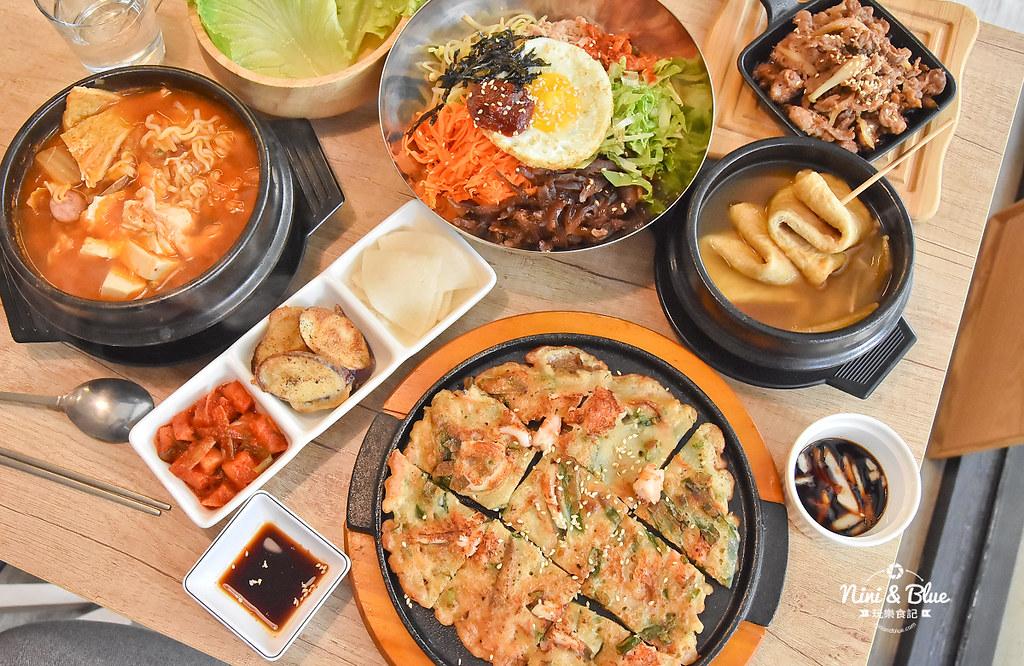 台中高雄美食 瑪希噠 韓式小吃 菜單20