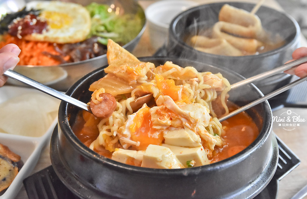 台中高雄美食 瑪希噠 韓式小吃 菜單18