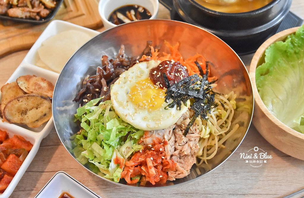 台中高雄美食 瑪希噠 韓式小吃 菜單14