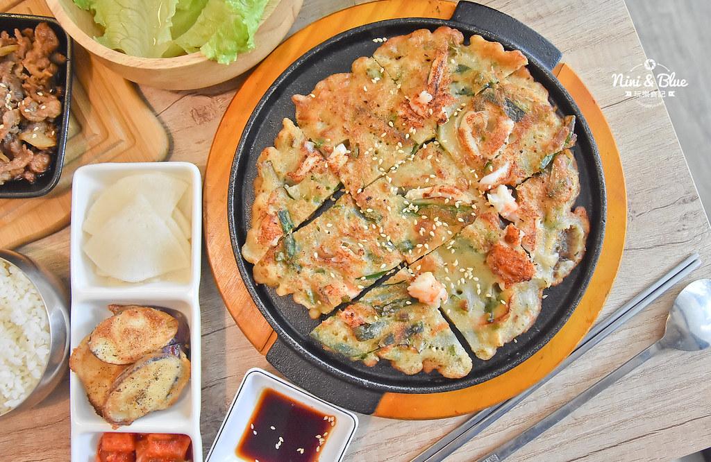 台中高雄美食 瑪希噠 韓式小吃 菜單12
