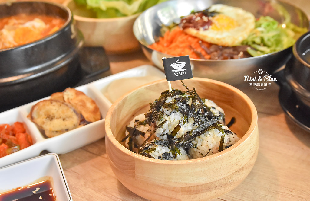 台中高雄美食 瑪希噠 韓式小吃 菜單21