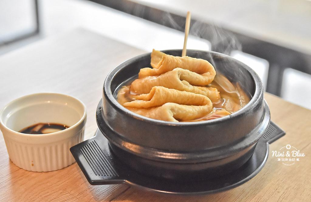 台中高雄美食 瑪希噠 韓式小吃 菜單05