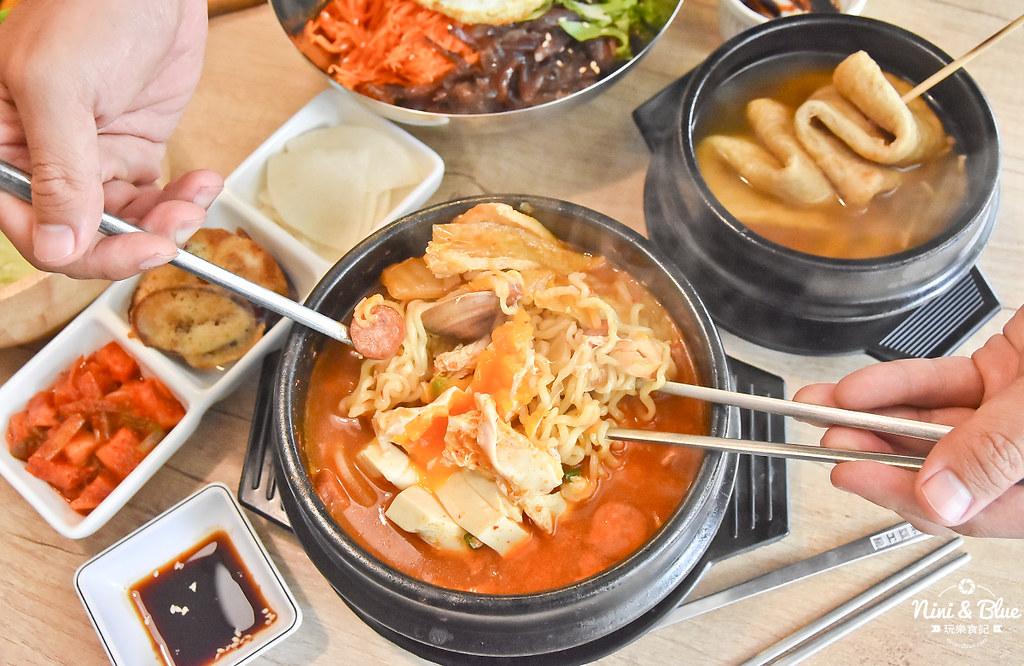 台中高雄美食 瑪希噠 韓式小吃 菜單19