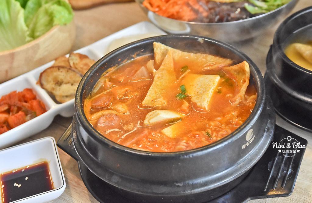 台中高雄美食 瑪希噠 韓式小吃 菜單17