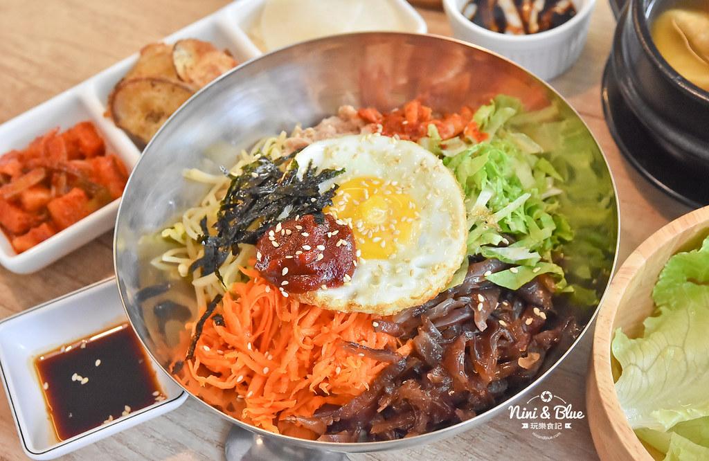 台中高雄美食 瑪希噠 韓式小吃 菜單15