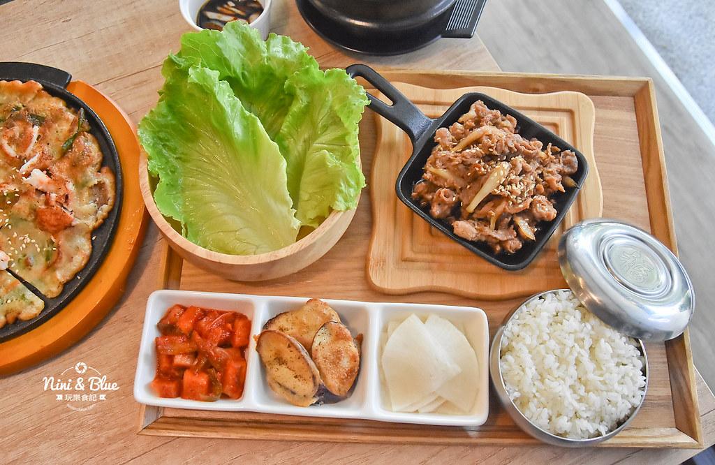 台中高雄美食 瑪希噠 韓式小吃 菜單10