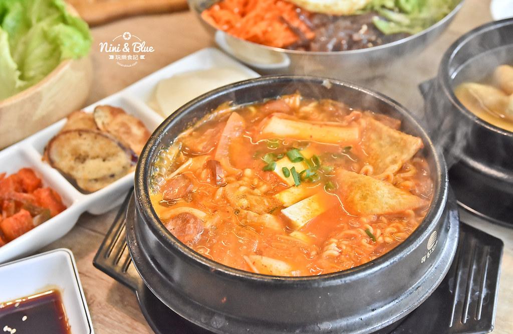 台中高雄美食 瑪希噠 韓式小吃 菜單16