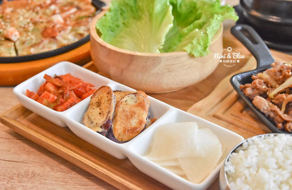 台中高雄美食 瑪希噠 韓式小吃 菜單09