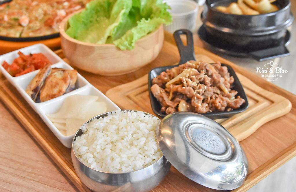 台中高雄美食 瑪希噠 韓式小吃 菜單08