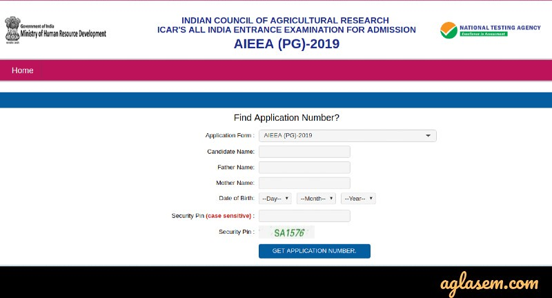 AIEEA PG Admit Card 2019 / Hall Ticket (Issued) - Download