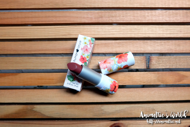 Human Nature Made To Bloom Lipstick