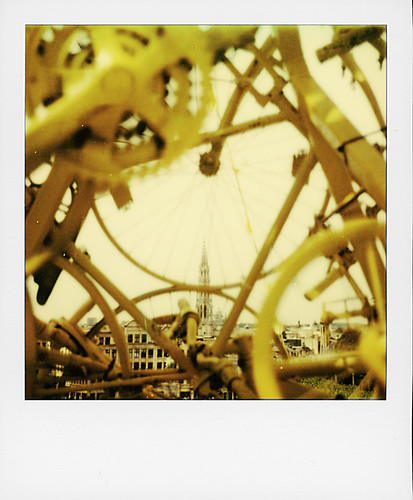 Yellow Bikes (Bruxelles)