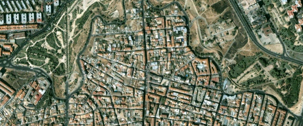 paseo de la dirección, madrid, florentinato, antes, urbanismo, planeamiento, urbano, desastre, urbanístico, construcción