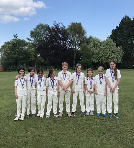 IAPS U11 East of England Cricket Champions
