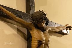 San Gemini, crocifisso ligneo del XV sec.