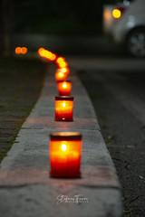 Lumini in strada