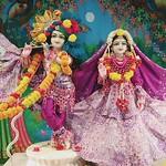 ISKCON Rajkot Deity Darshan 03 June 2019