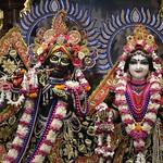 ISKCON Ujjain Deity Darshan 03 June 2019